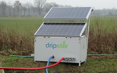 De (Solar) Dripster (pompunit)
